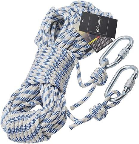ZWYY Cuerda de Escalada para Exteriores, Cuerda de Uso Seguro ...