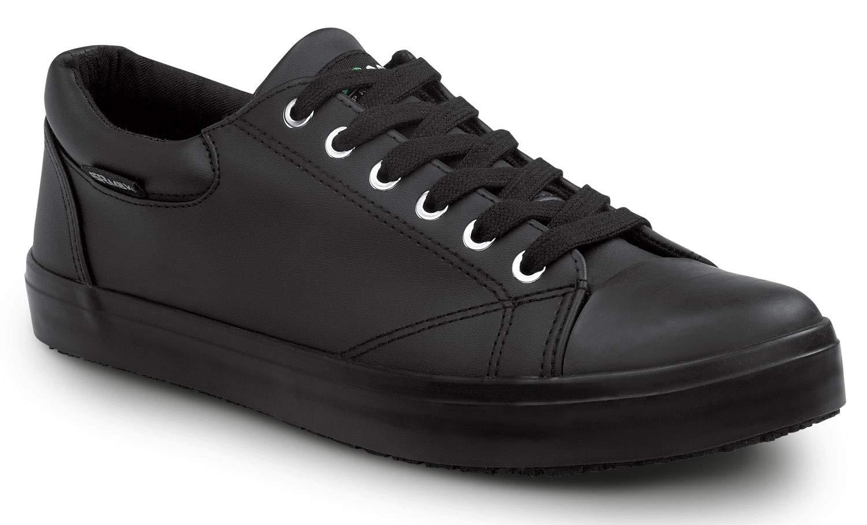 SR MAX Philadelphia Women's Black Slip Resistant Skate Shoe (8.5 M) by SR MAX