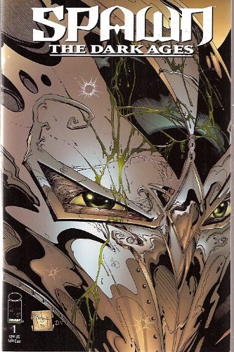Spawn the Dark Ages Number 1 Cover B (Devils ()