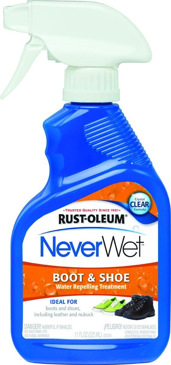 Rust-Oleum 280886 Waterproof Spray For Shoes