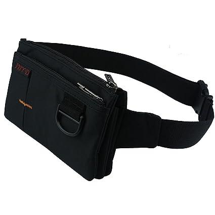 e97e4d4e792c Amazon.com : LerBen Outdoor Sport Hiking Running Waist Pack Belt Bum ...