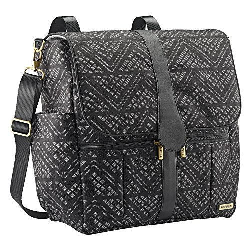 New JJ Cole Backpack Diaper Bag - Aztec Chevron Model:245794