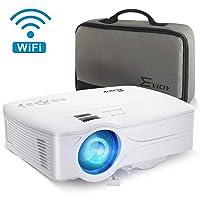 Deals on Eviciv Mini WiFi Projector