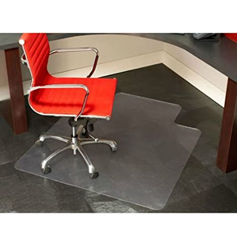 pvc home office chair. Oshion 48\u0026quot; X 36\u0026quot; PVC Home Office Chair Floor Mat For Wood/Tile Pvc