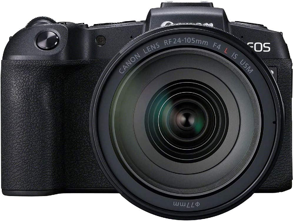 Eos Rp Compact System Camera With Rf24 105mm F Kamera