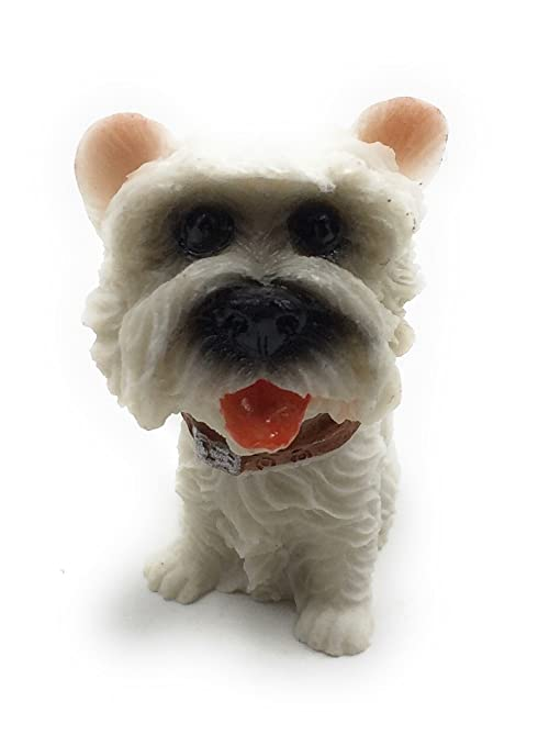 Buy 24x7 Emall Small Dog Puppy Bobblehead Car Desk Resin Shih