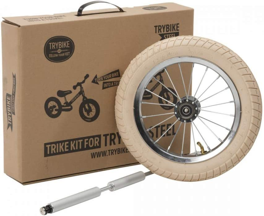 Trybike - Kit Triciclo Vintage Edition Neumático Beige