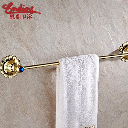 SK-Antique gold European style towel bar-bar and bathroom accessories bronze