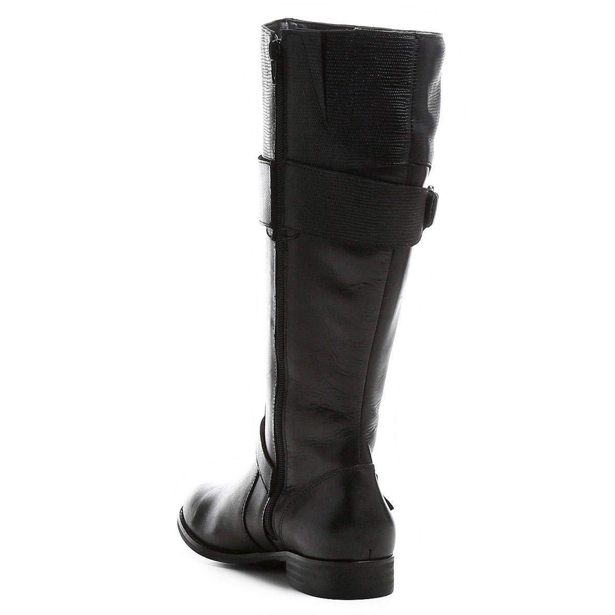 98a203077d Bota Couro Montaria Shoestock Cobra Feminina  Amazon.com.br  Amazon Moda