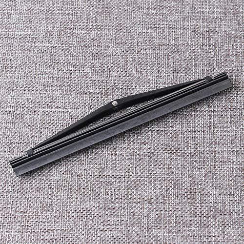 FidgetFidget Front Headlight Wiper Blade #274431 Black New 1x for Volvo 99-05 S80 S90 V90