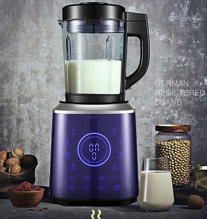 JXWWNZ Batidora de Vaso 1200W, Batidora Multifuncional para Smoothie/Milk-Shake, Picador eléctrico, Molinillo, Sin BPA (1.75L),A: Amazon.es: Deportes y aire libre
