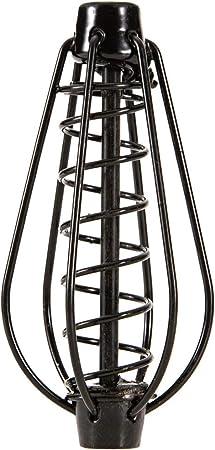 5 St/ück Method Futter-Korb-Spiral Angelkorb Angelnzubeh/ör Plastick Blei 25g 25cm