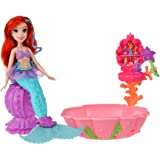 ディズニー プリンセス ロイヤルフレンズ アリエルのお水でチェンジスパセット
