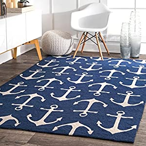 61TVjo1Wn9L._SS300_ Best Nautical Rugs and Nautical Area Rugs