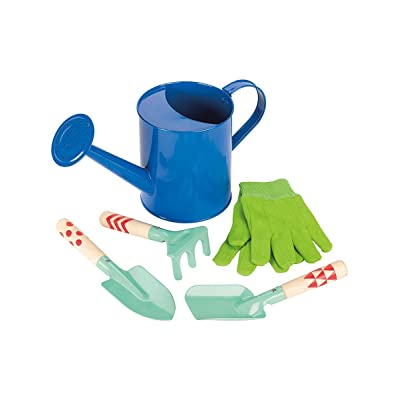 Toysmith Kids Watering Can Kit: Toys & Games