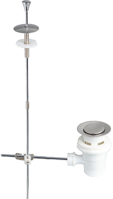 Wirquin SP200 Bonde de lavabo à tirette