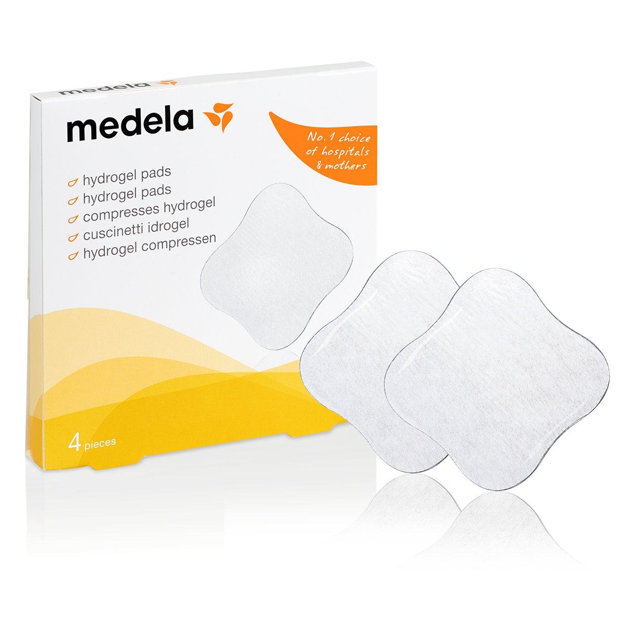 Medela Breastfeeding Hydrogel Nipple Pads (Pack of 4) 008.0058S