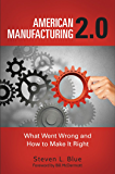 American Manufacturing 2.0: What Went Wrong and How to Make It Right: What Went Wrong and How to Make It Right