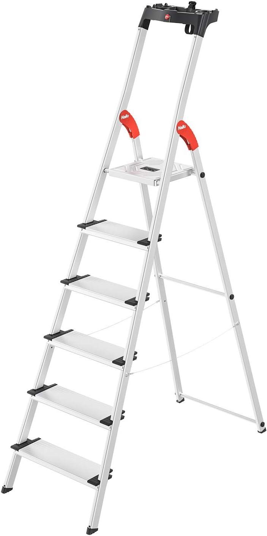 Leiter mit 6 Sprossen