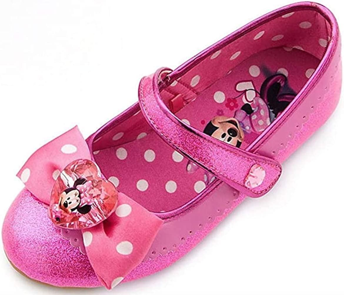 Disney Store Deluxe Pink Minnie Mouse