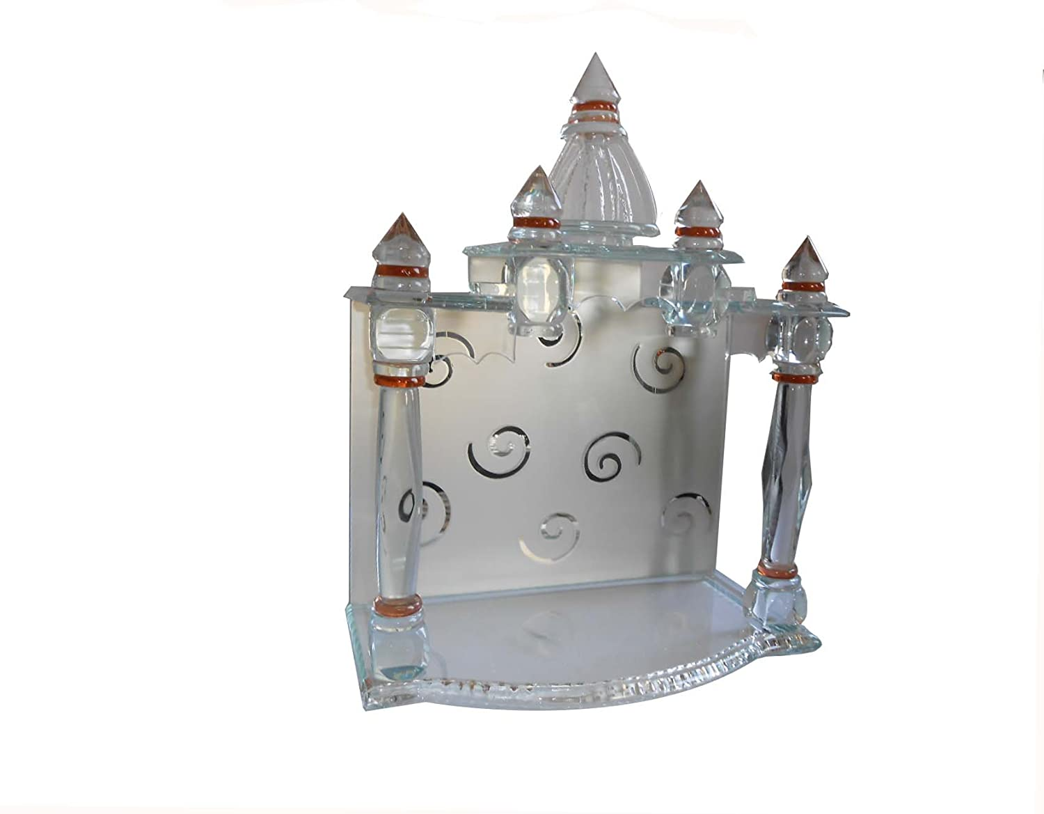 6ff9db74726b SPIEGEL GLASS HOME TEMPLE: Amazon.in: Home & Kitchen