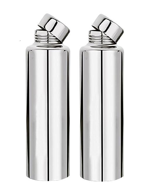 KuberIndustries - Botella de Agua para frigorífico, Acero ...