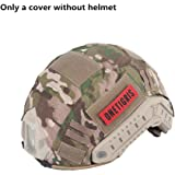 OneTigris Camo Helmet Cover for FAST MH/PJ Helmet in Size M/L and L/XL