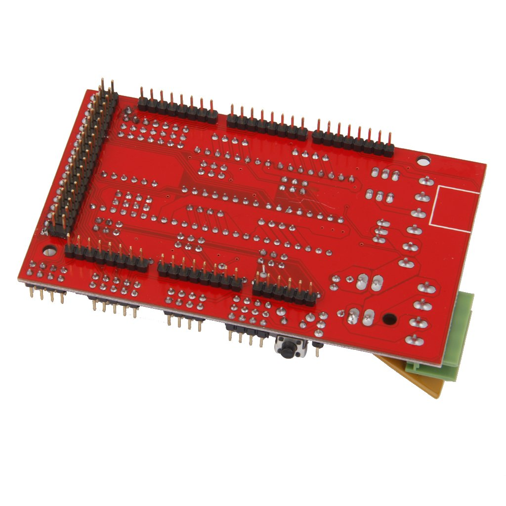 Generic Imported 3d Printer Controller Board Ramps 14 For Arduino Diy Connections Of 1 4