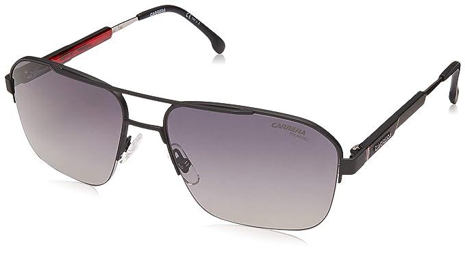 Carrera 8028/S Gafas de Sol, Multicolor (Blk Mtblk), 59 para ...
