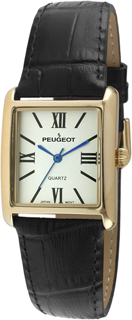Peugeot Vintage Rectangular Watch