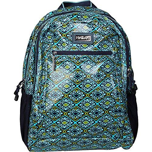 Hadaki Printed Coated Cool Backpack Backpack,Dixie Diamonds,One Size