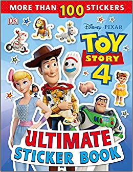 2087131a3 Ultimate Sticker Book: Disney Pixar Toy Story 4: DK: 9781465478924:  Amazon.com: Books
