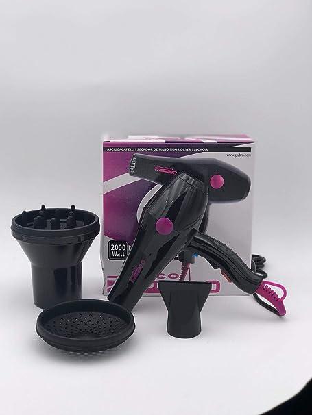 Kit secador + Difusor   secador giubra Eco Jet 2.0 2000 W ...