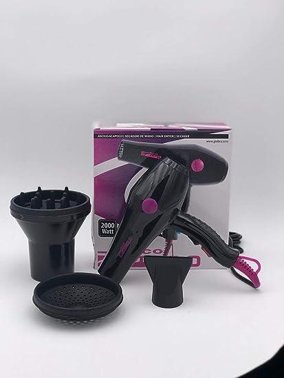 Kit secador + Difusor | secador giubra Eco Jet 2.0 2000 W – Difusor Universal Doble