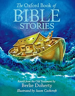 book cover of The Oxford Book of Bible Stories