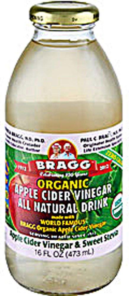 Bragg Apple Cider Vinegar with Sweet Stevia