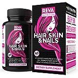 Premium Biotin – Hair Growth Formula – Hair Skin & Nails, Supports Healthier Stronger Hair, Hair Vitamins with Silica, Supports All Hair Types Review