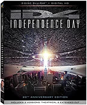 Independence Day Anniversary Ed on Blu-ray