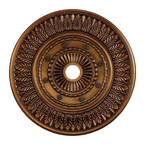 Corinna Medallion 33-in., Antique Bronze Finish by ELK