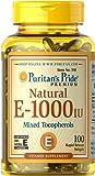 Puritans Pride Vitamin E-1000 Iu Mixed