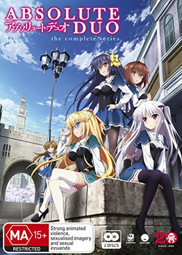 Absolute Duo - Complete Series [NON-USA Format / Region 4 Import - Australia]