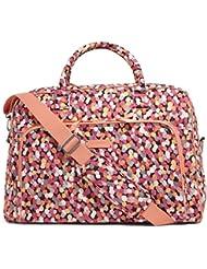 Vera Bradley Luggage Womens Weekender Pixie Confetti Duffel Bag