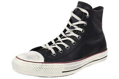 3fa4fffa91c2 CONVERSE Designer Leather Chucks Shoes - WELL WORN -  Amazon.co.uk ...
