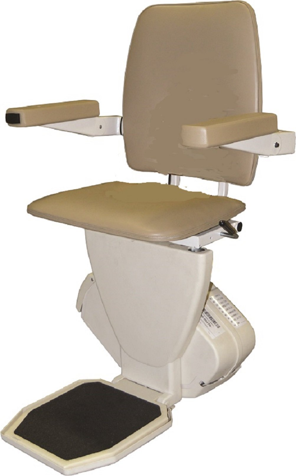 Medallion StairLift - NEVER Needs Grease + LIFETIME Warranty on Motor & Circuit Board