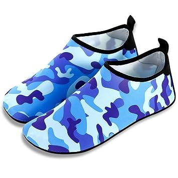 Top Shishang Zapatillas de Agua descalza para Hombre, para ...