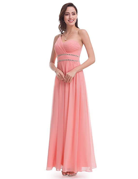 473884c3f3f Ever-Pretty Womens Sleeveless Beaded Grecian Style Evening Dress 07099 at Amazon  Women s Clothing store