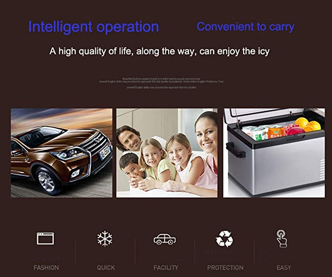 30L Refrigerador portátil para el hogar Refrigerador para el hogar ...