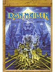 Iron Maiden 2008 Tour Concert Program Poster Programme Book