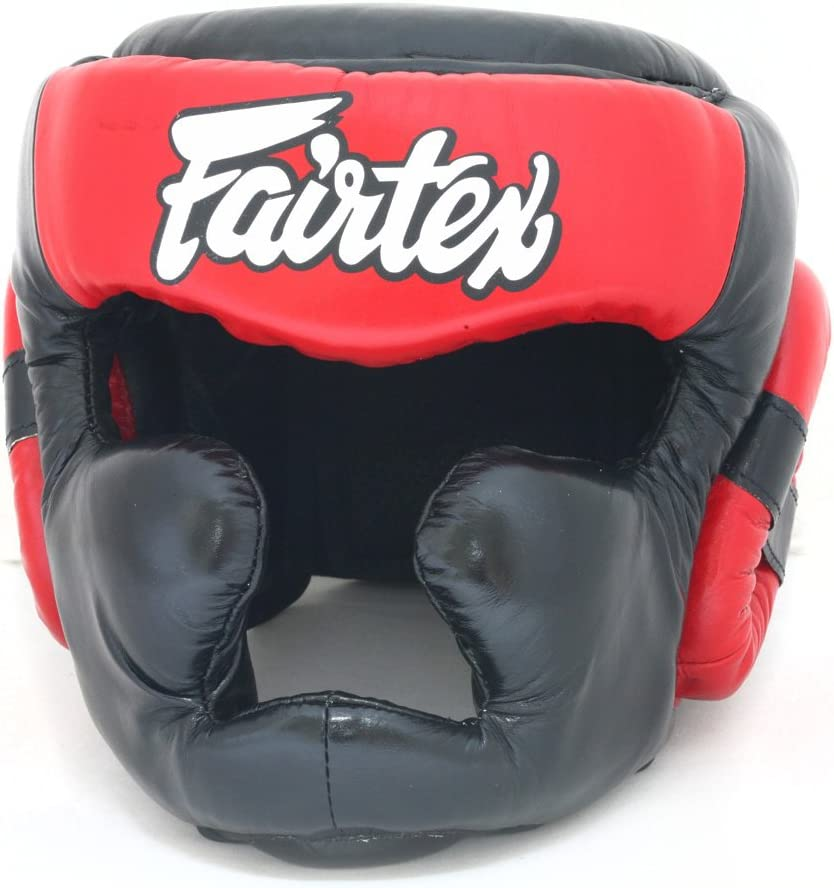 HG13 Diagonal Vision for Muay Thai HG10 Kickboxing Boxing Fairtex Headgear Head Guard Super Sparring HG3
