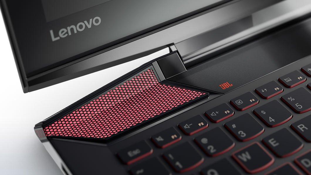 Lenovo Y700 - 15.6 Inch Full HD Gaming Laptop (Core i7, 16 GB RAM, 1 TB HDD, Windows 10) 80NV0028US by Lenovo (Image #7)